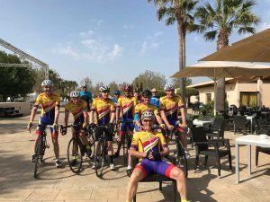 Stevenage Cycling Club Majorca