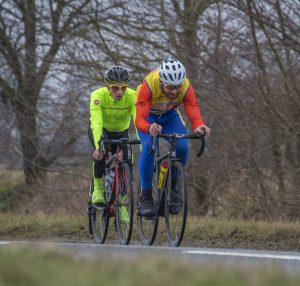 Stevenage Cycling Club 25M 2up TT